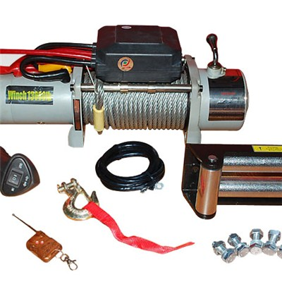 Off - Road Electric Winch SH13800LB-SET