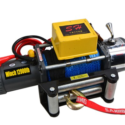Waterproof Winch 12000LB