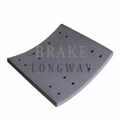 WVA (4703c) Truck Brake Lining For Rockwell Axle