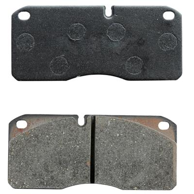 WVA(29120)Brake Pad For	Iveco,Mercedes Benz,SCANIA,KASBOHRER