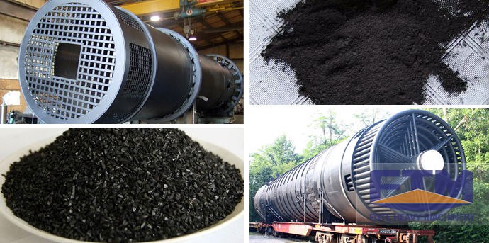 Fote Coal Slime Dryer/Coal Slime Dryer/the Advantages of Coal Slime Dryer