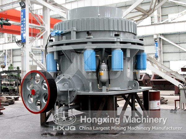 FTM Cone Crusher/the Details of Cone Crusher/Cone Crusher