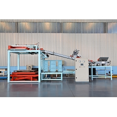 Rotating Disc Type Stacking Machine