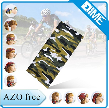 Fashion Accessories For Men 2016 Cheap Sublimation Bike Neck Warmer
