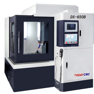 CNC Engraving Milling Machine DX 650B