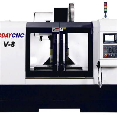 High Speed Vertical Machining Center V-8