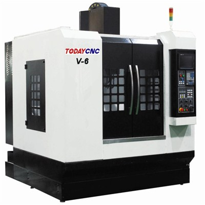High Speed Vertical Machining Center V-6