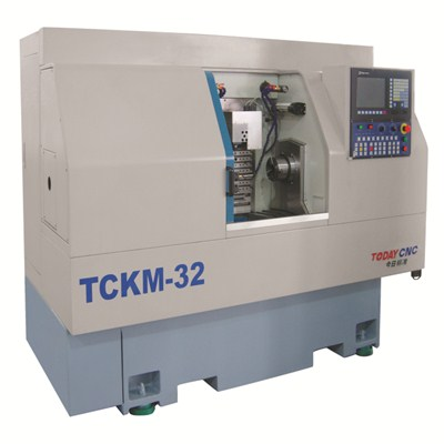 CNC Turning And Milling Center TCKM 32