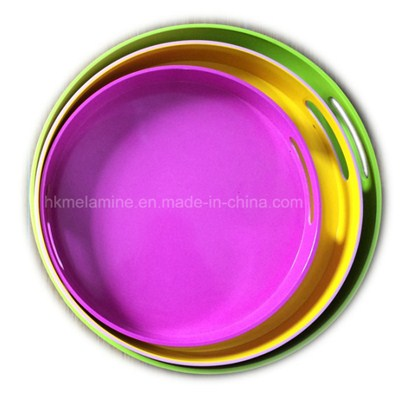 Round Serving Tray