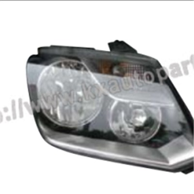 VOLKSWAGEN AMAROK 2012 HEAD LAMP