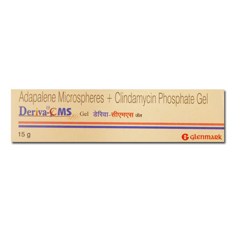 Deriva CMS Gel Adapalene Clindamycin