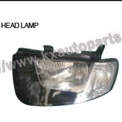 MITSUBISHI L200 SINGLE CAB HEAD LAMP LH