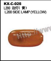 MITSUBISHI L200 SIDE LAMP YELLOW