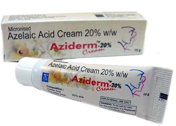 Aziderm Cream Azelaic Acid