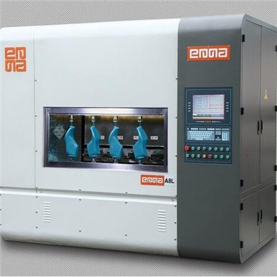 4-STATION SHOE LAST CNC MILLING MACHINE(ROUGHING AND FINISHING)