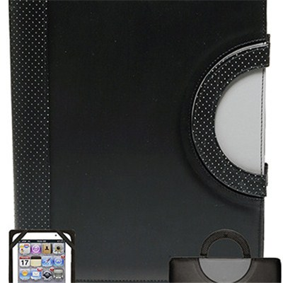 PF66 9.5 X 12.5 In. Personalized Handle Portfolios With IPad Holder