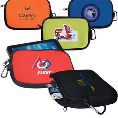 Neoprene Custom Printed Sleeves For IPad Mini Or Kindle Fire