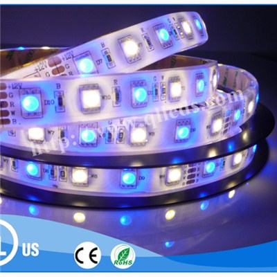Two-Separate-LED RGBX LED Strips