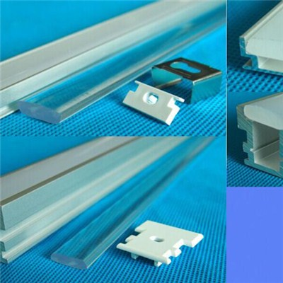 Ground Aluminum Profile