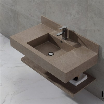 KKR Bathroom Basin / KKR Artificial Stone Wall Hung Basin