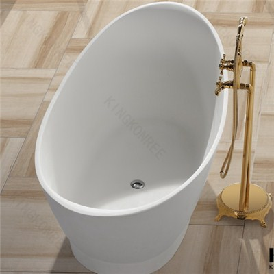 Wash Basins Bath Tubs , Solid Surface Bathtub For Two Person