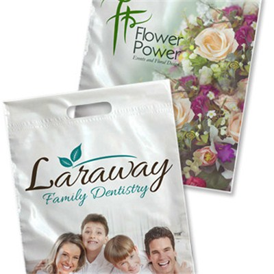 Personalized Full Color 11 X 15 Take Home Bags