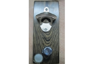 Wall Mount Bottle Opener Free Drop Magnet Catcher DY-BO19