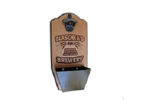 Blaschka Brewery Wall Mount Bottle Opener DY-BO32
