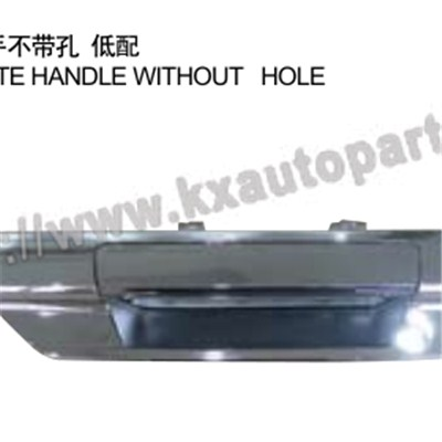 TOYOTA HILUX REVO TAIL GATE HANDLE WITHOUT HOLE