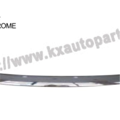 TOYOTA HILUX REVO HOOD STRIP CHROME