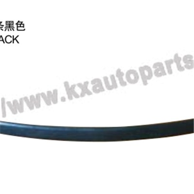 TOYOTA HILUX REVO HOOD STRIP BLACK