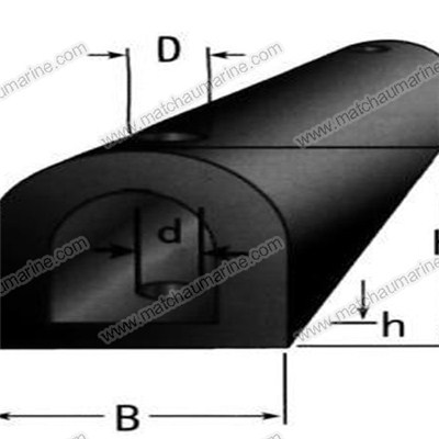 D-type Rubber Fender