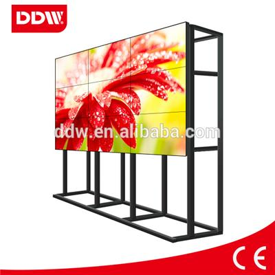 55 Inch Ultra Narrow Bezel Lcd Video Wall