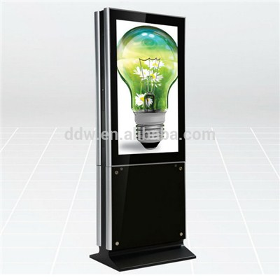55 Inch High Brightness Outdoor Digital Signage