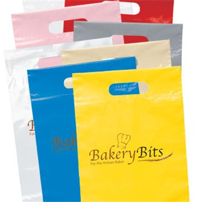 Wholesale Die Cut Handle Bags
