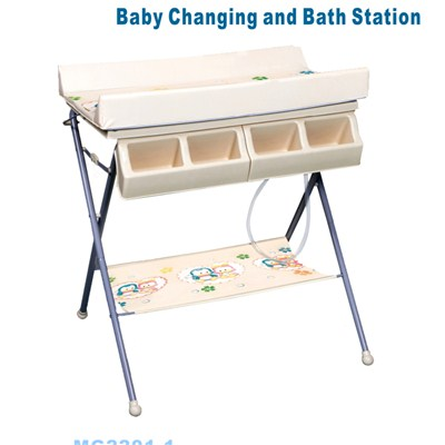 Baby Changing And Bath Station-MG2201-1