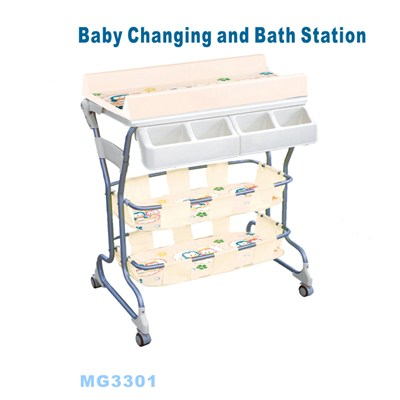 Baby Changing And Bath Station-MG3301