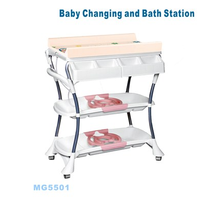 Baby Changing And Bath Station-MG5501