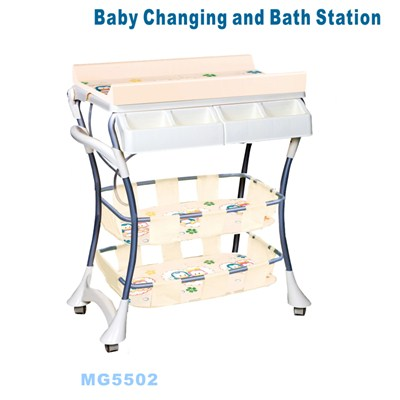 Baby Changing And Bath Station-MG5502