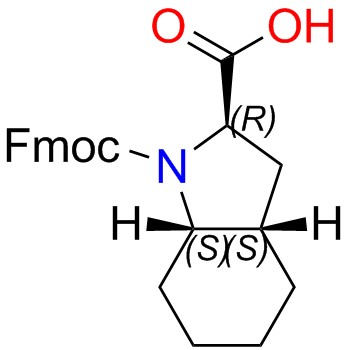 Fmoc-(2R,3aS,7aS)-Octahydro-1H-indole-2-carboxylic Acid