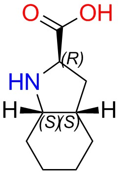 (2R,3aS,7aS)-Octahydro-1H-indole-2-carboxylic Acid