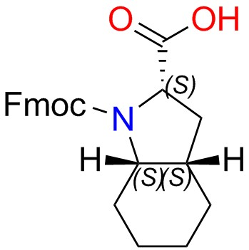 Fmoc-(2S,3aS,7aS)-Octahydro-1H-indole-2-carboxylic Acid