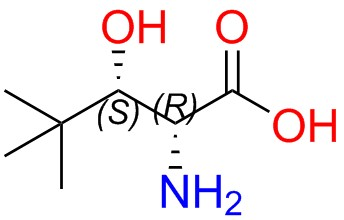 (2R,3S)-2-amino-3-hydroxy-4,4-dimethylpentanoic Acid