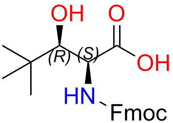 Fmoc-(2S,3R)-2-amino-3-hydroxy-4,4-dimethylpentanoic Acid