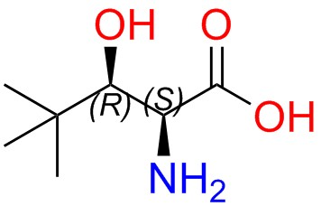 (2S,3R)-2-amino-3-hydroxy-4,4-dimethylpentanoic Acid