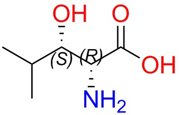 (2R,3S)-2-amino-3-hydroxy-4-methylpentanoic Acid