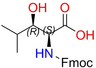 Fmoc-(2S,3R)-2-amino-3-hydroxy-4-methylpentanoic Acid