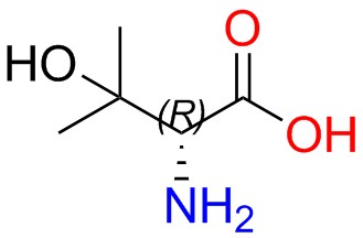 (R)-2-amino-3-hydroxy-3-methylbutanoic Acid