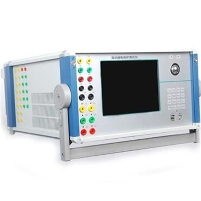 6 Phase Relay Protection Tester