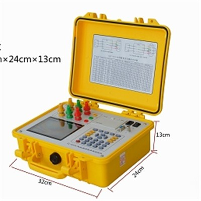 HZ-6000C Transformer Capacity & Loss Tester